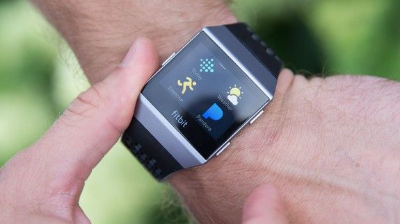 Fitbits new partnership will bring diabetes monitoring to the Ionic smartwatch