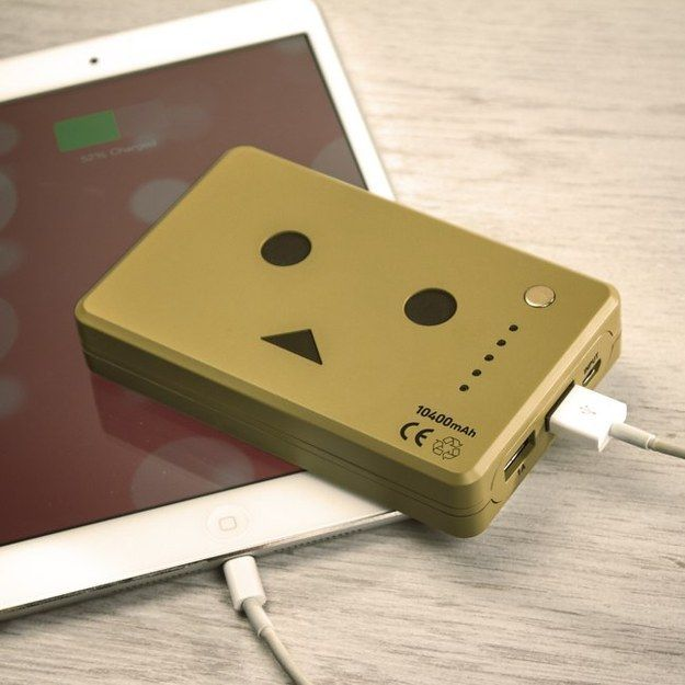 Keep this guy around for when you inevitably forget to charge your stuff. This charges your iPhone up to five times.