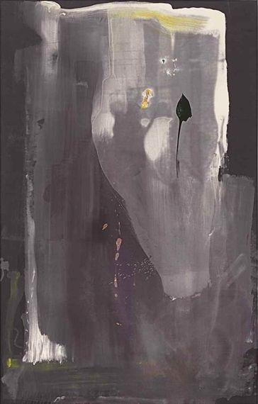 Portrait of Margaretha Trip - Helen Frankenthaler