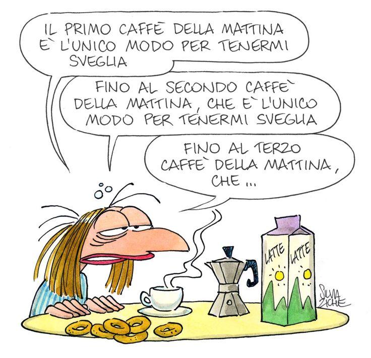 Coffee & Coffee & Coffee again