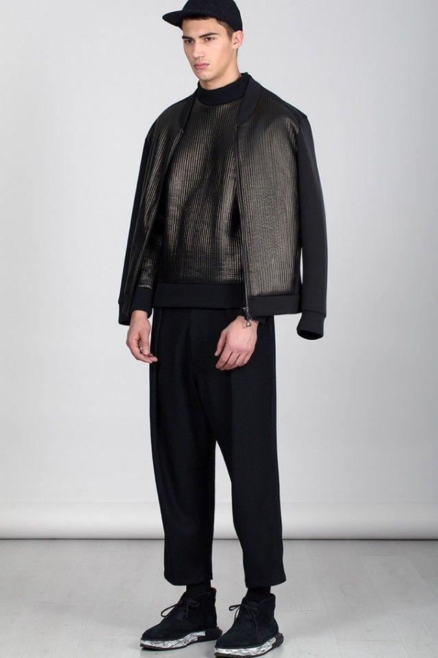 PEB Fall/Winter 2015 - Sportswear x classic tailoring