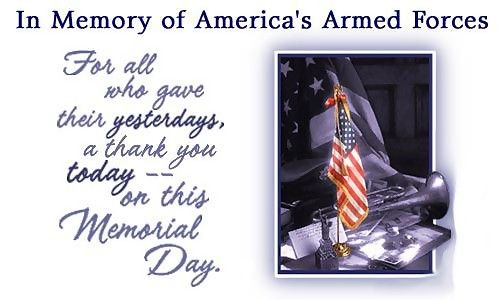 2015 Happy Memorial Day pictures for uncle, aunty & military persons