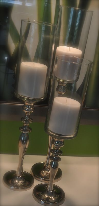 Awesome project with candle sticks and vases