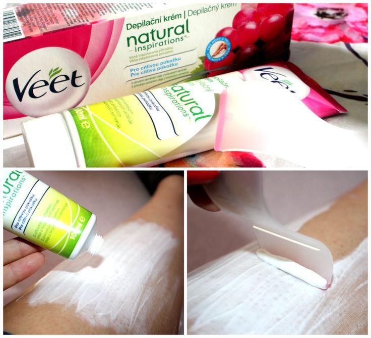 #kamzakrasou #veet #depilacnykrem #voskovepasiky #natural #waxstrips VEET depilačný krém a voskové pásiky - KAMzaKRÁSOU.sk