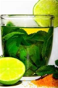 Organic Green Tea Recipes