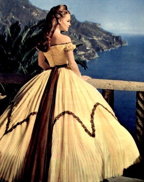 das Kleid ...