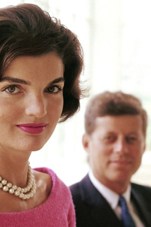 Jackie Kennedy - INFP Personality Type