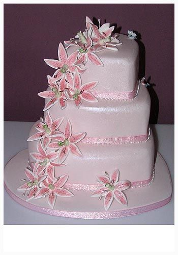 cool How to Apply Heart Shaped Wedding Cakes in Simple Decoration