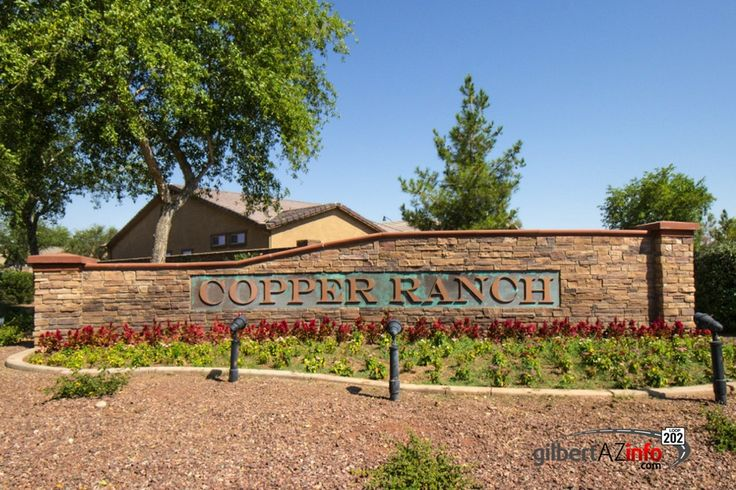 Copper Ranch in Gilbert Arizona 85296