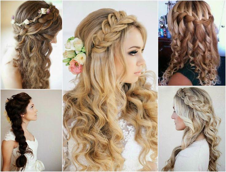 DekorÁlom az Esküvőm: Fonott menyasszonyi frizurák