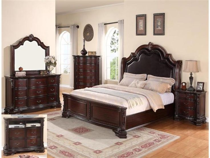 Cheap Bedroom Sets With Mattress M88