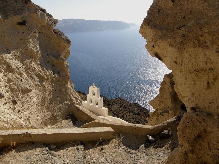 Santorini (Kaldera )