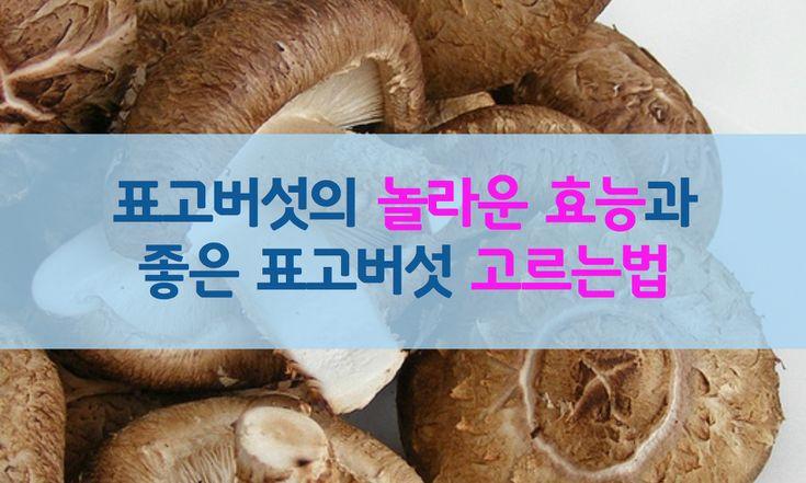 표고버섯을 포함한 버섯은 몸 속 염증 치료에 가장 효과적인 식품이라고 합니다. 특히 '베타글루칸'이라는 면역력 강화성분이 풍부한 표고버섯은 인체의 각종 염증 제거에 탁월한 효과가 있다고 알려져 있지요. 표고버섯은 음식 이전에 약에 가까운 식품입니다. 표고버섯은 등급에 따라서 백화고, 흑화고, 동고로 나뉘며 최상품은 향과 약성이 제일 뛰어난 '백화고'입니다. ▼ 표고 최고등급 표고버섯의 왕 '백화고'  뒤에 붙는..