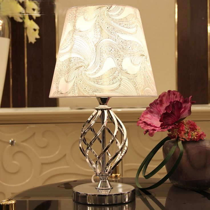 Cheap lamp led light, Buy Quality light colors directly from China light Suppliers: Free shipping  Modern fashion personality  fabric table lamp simple table lamp
