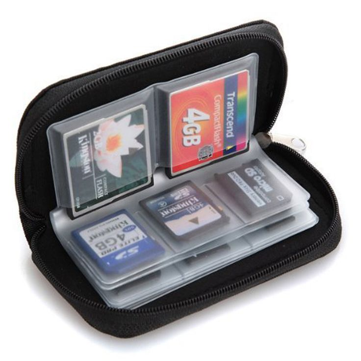 Cheap bag tassel, Buy Quality bag cool directly from China case of champagne price Suppliers: Black 22 slots Memory Card SD card Storage Carrying Pouch Holder Wallet Case Bag