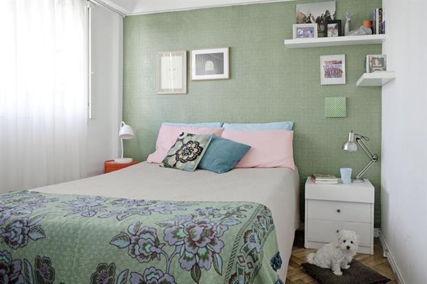 Diez formas de decorar tu cama for Sillon cama falabella