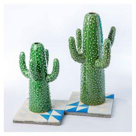 Vase Cactus 29 cm - Décoration - Produit - The Conran Shop