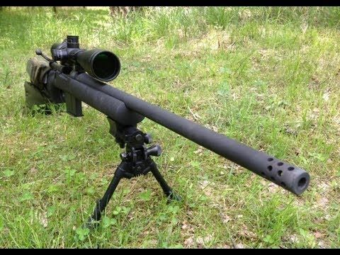 Remington 700 Police 338 Lapua Magnum
