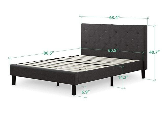 King Platform Bed Frame What To Look For 5 On Sale Near Me Ideas Bed Frame Sizes King Size Bed Frame Queen Size Bed Frames
