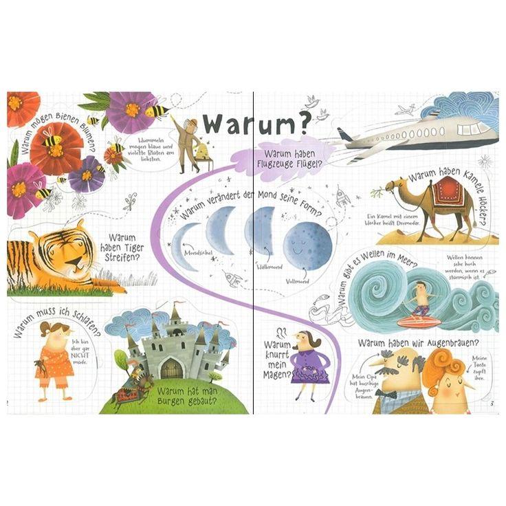 Buchempfehlung 4 jährige WARUM Frager: Warum haben Tiger streifen?