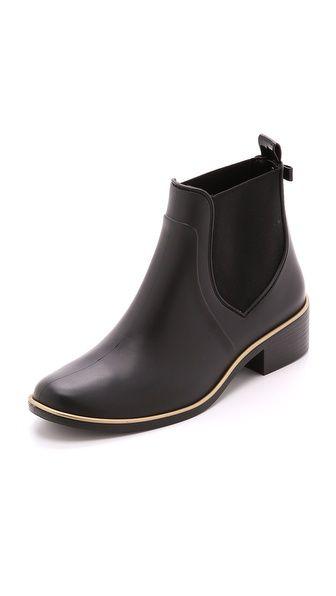 Kate Spade New York Sedgewick Short Rain Boots | shopbop