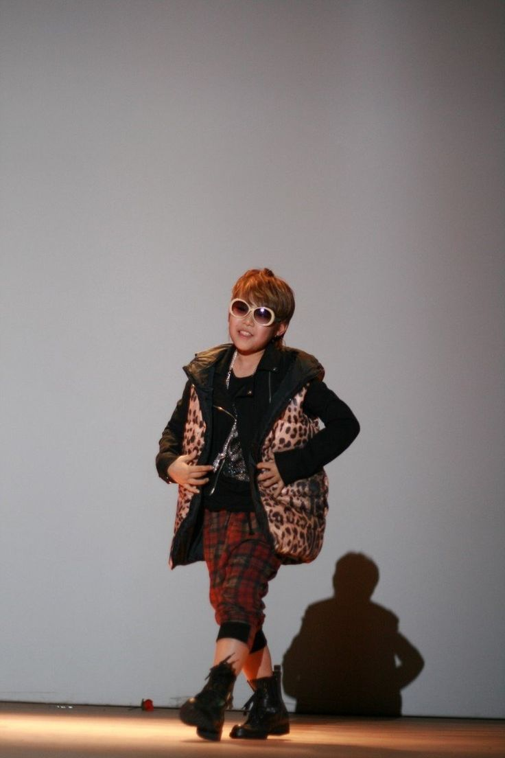 Park Woojon | Pré Debut  Fashionista
