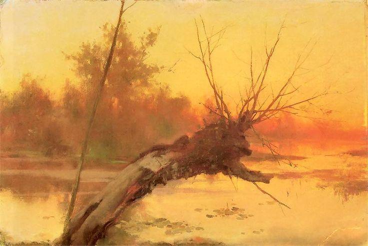 Witold Pruszkowski  - Po zachodzie słońca