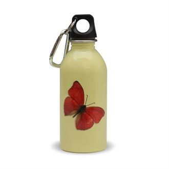 butterfly bottle