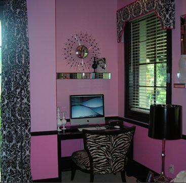 Glam Hot Pink Teen Room Teen Room Designs Room And