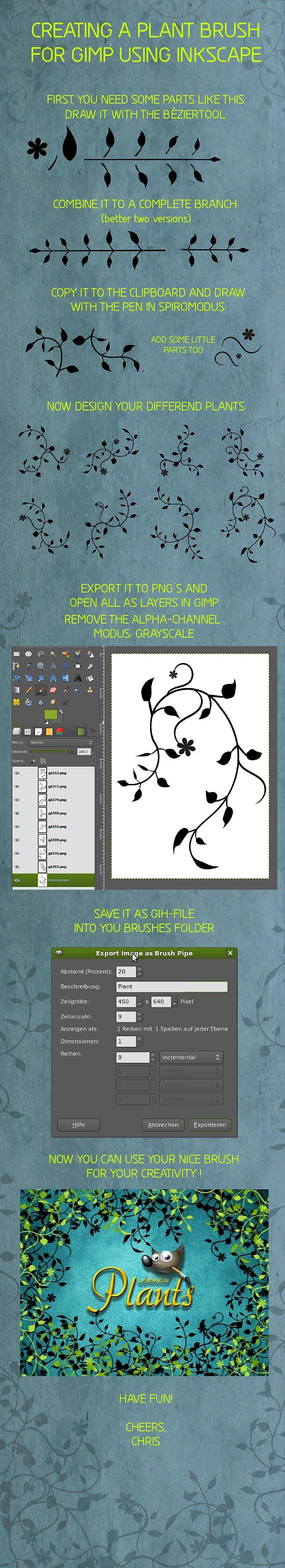 17 Best Ideas About Gimp Brushes On Pinterest Psd