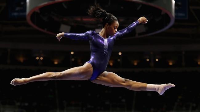 Gabby Douglas wins U.S. Women's gymnastics Olympic Trials