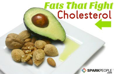 Are you getting the right types of fat to keep your cholesterol levels in check? Learn which fats to choose for a heart-healthy diet. via @SparkPeople