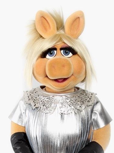 Miss Piggy my heroine ;)