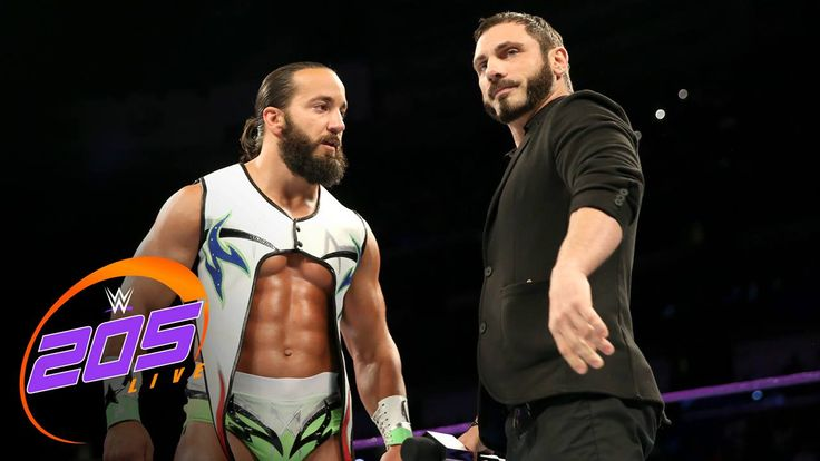 When Gentleman Jack Gallagher said he would have Austin Aries' back on WWE Network's WWE 205 Live, HE MEANT IT!
