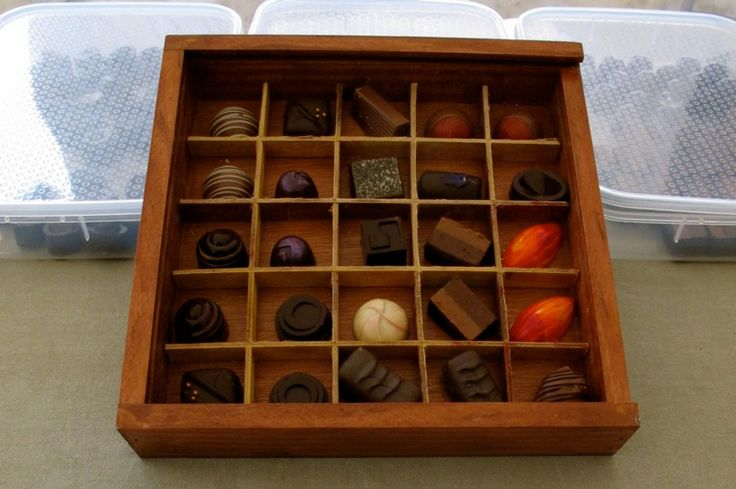 Sweet Cins handcrafted chocolates
