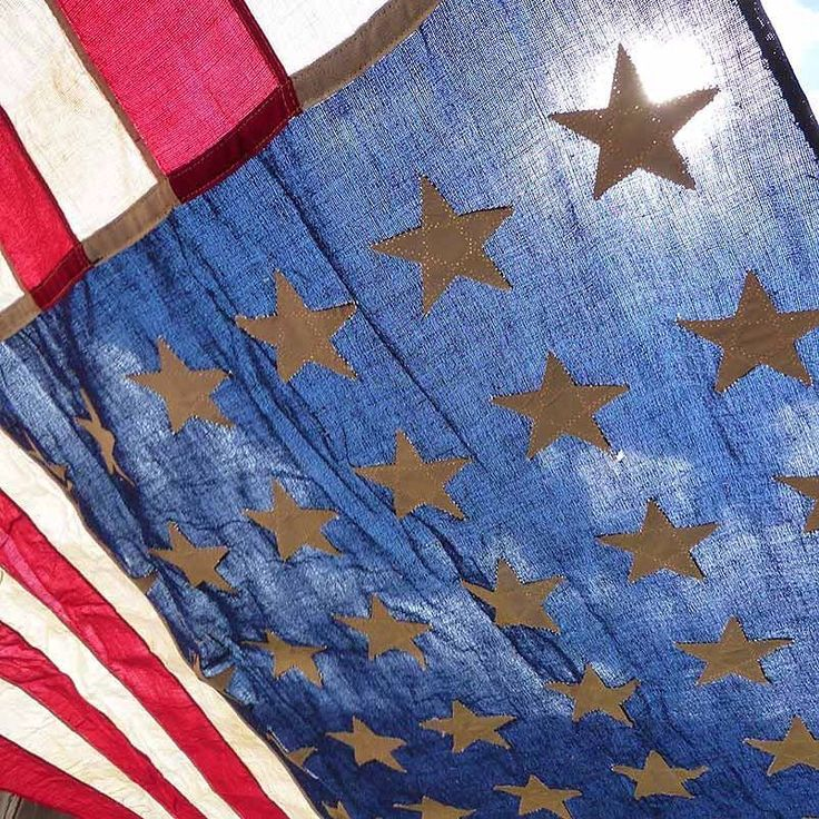 33 star american flag