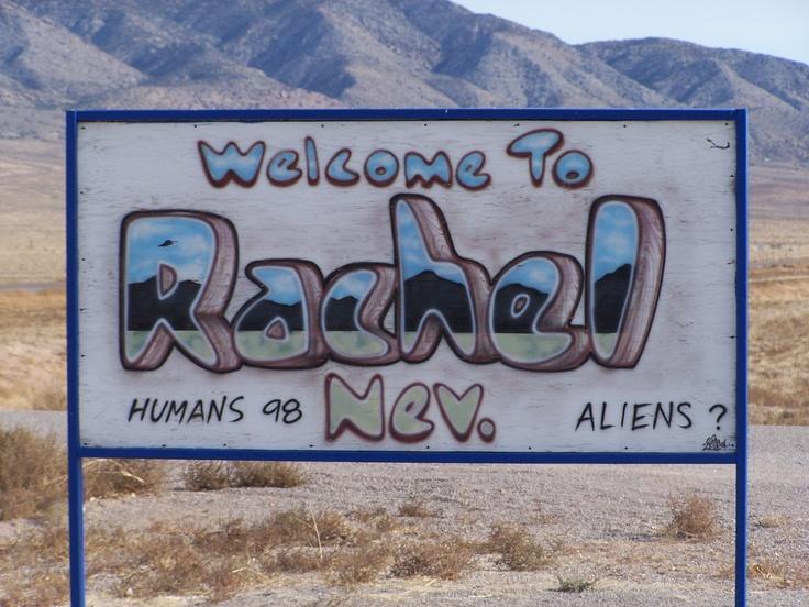 Rachel, Nevada  Photo by Shani
