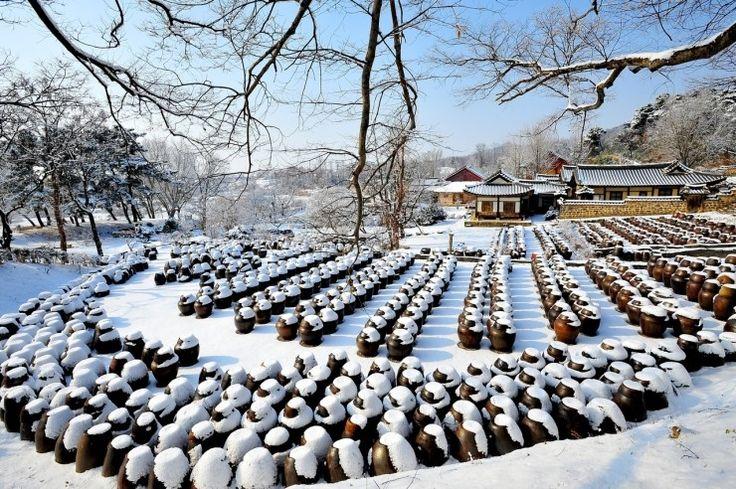조선의 학자 윤증 선생이 살았던 아늑한 정취의 고택, 충남 논산 명재고택