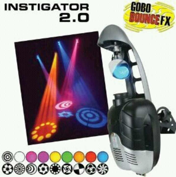 Eliminator Instigator Dj Light for Sale $100 https://www.facebook.com/marketplace/permalink/1215617585183107/