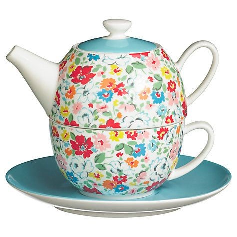 Cath Kidston Mews Ditsy Tea for One Set