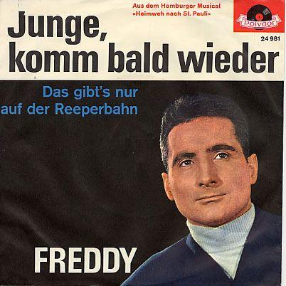 Freddy. Junge komm bald wieder 1962