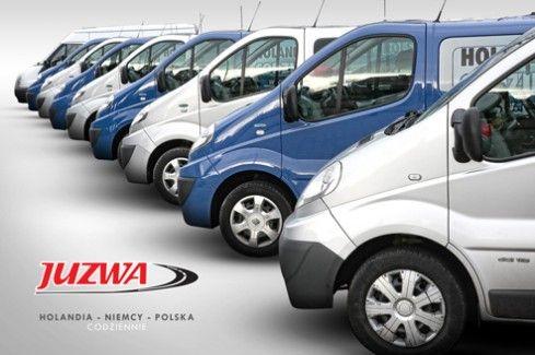 Juzwa – daily passenger transport Poland – Germany – Netherlands