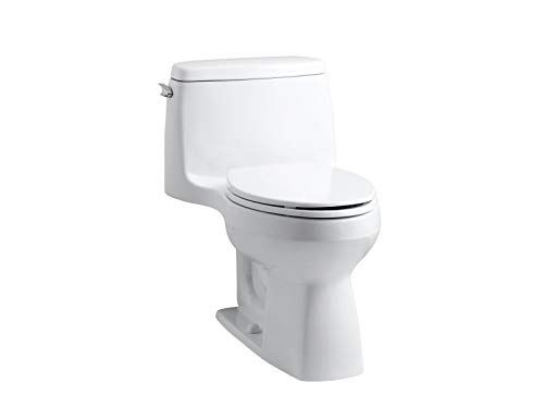 Toto Cotton Elongated Two Piece Toilet Seat Not Included Lever Location Left Hand Toilet New Toilet Toilet Cleaning