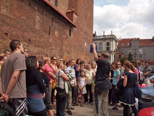 Śladem średniowiecznych fortyfikacji Głównego Miasta | #gdansk #sightseeing