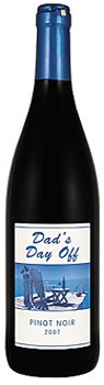 Dad's Day Off Wine, $42.00 #fathersday #gifts #1877spirits #wine