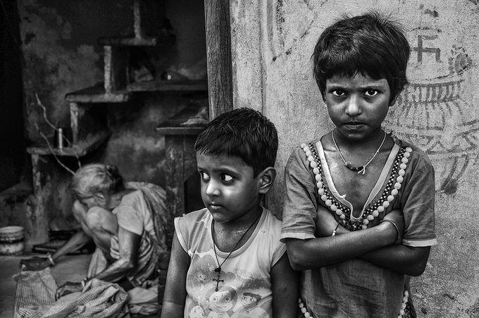 "Photo ""DoubtfulEyes"" by indranildutta"