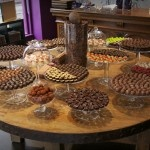 Paul A. Young's chocolate shop in Wardour St.