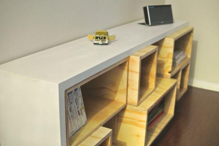 Mueble Modular by AtelierStudio www.atelierstudio.cl