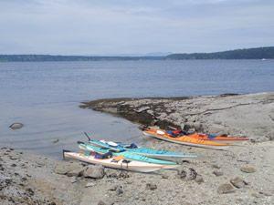 Pirates Cove Marine Provincial Park on De Courcy Island