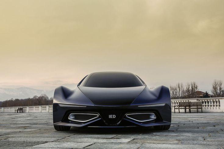 Parlak siyah kaplama ve tatlı eğrileri geleceği çığlık, ama bu IED Syrma Konsept Otomobil önceki bazı geri dönüyor kökleri vardır McLaren modelleri ve kesinlikle bir İtalyan tasarım etkisini gösterir.